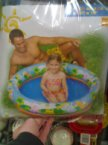 Creepy Kiddy Pool Packaging